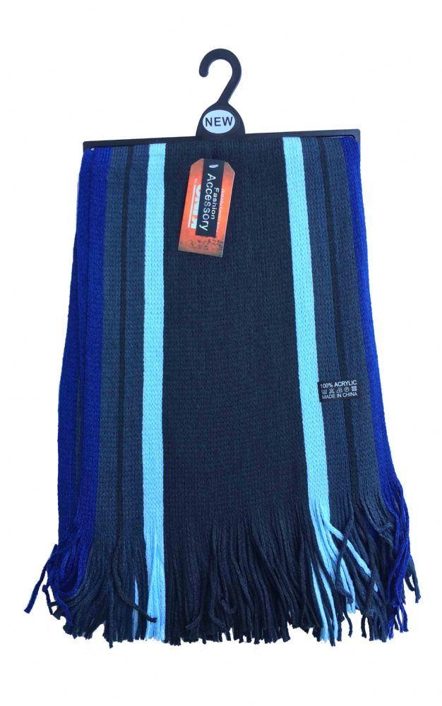 Kintted scarf mens winter scarf
